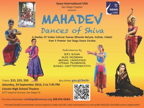 Mahadev - Dances Of Shiva