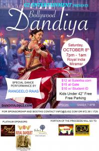 Bollywood Dandiya